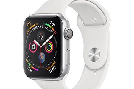 AppleWatch シリーズ4 アルミケース 40mm GPSモデル