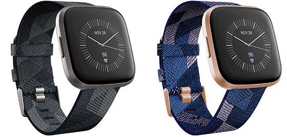 Fitbit Versa2スペシャルエディション