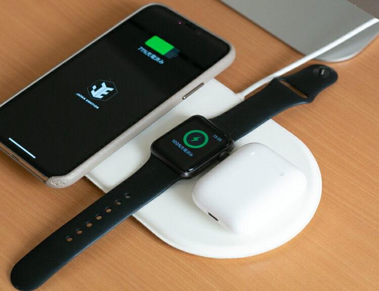 Apple Watch 充電