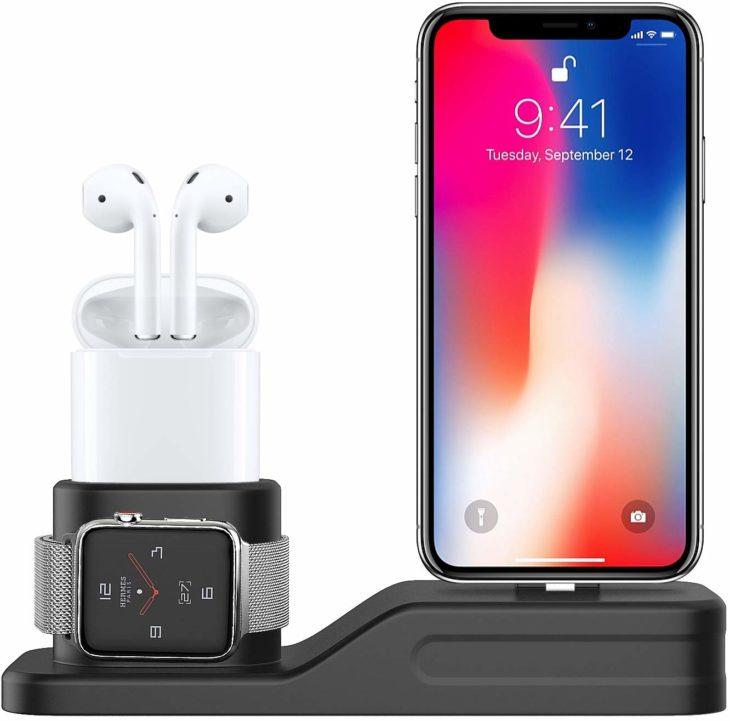 3in1 充電スタンド Apple Watch