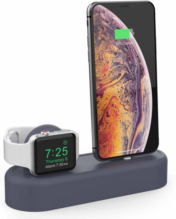 2in1 充電スタンド Apple Watch