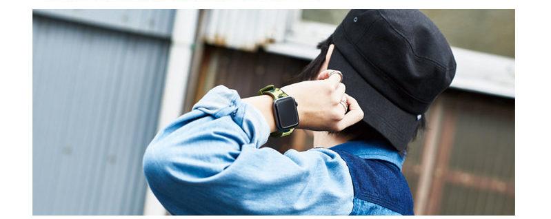 Apple Watch シリコンバンド
