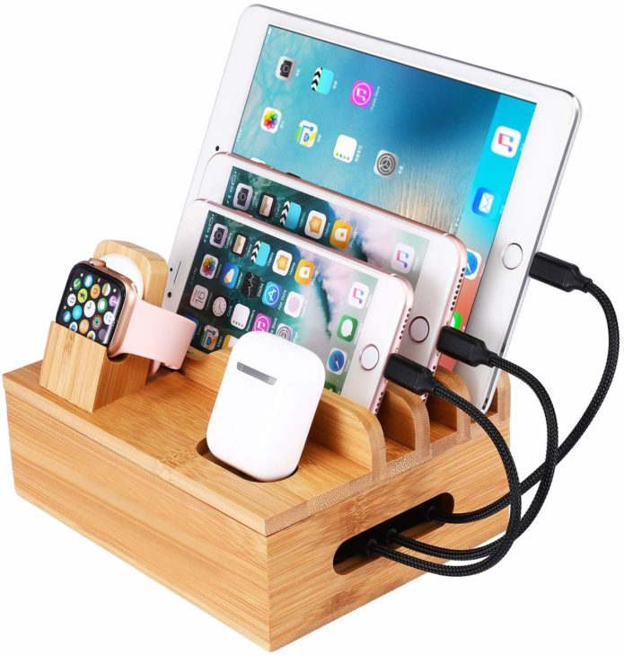 4in1 充電スタンド Apple Watch