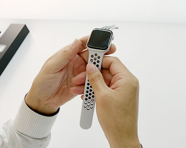 Apple Watch 選択