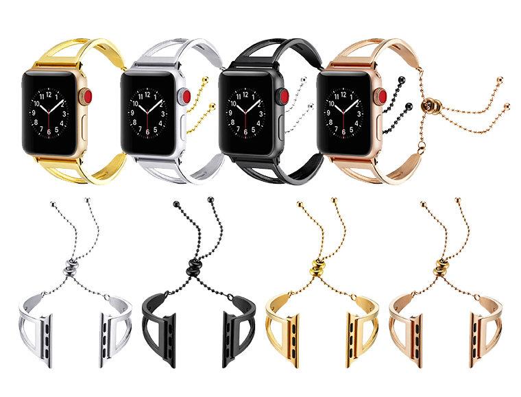 Apple Watchスチールバンド