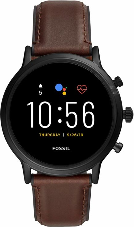 FOSSIL THE CARLYLE HR ジェネレーション5
