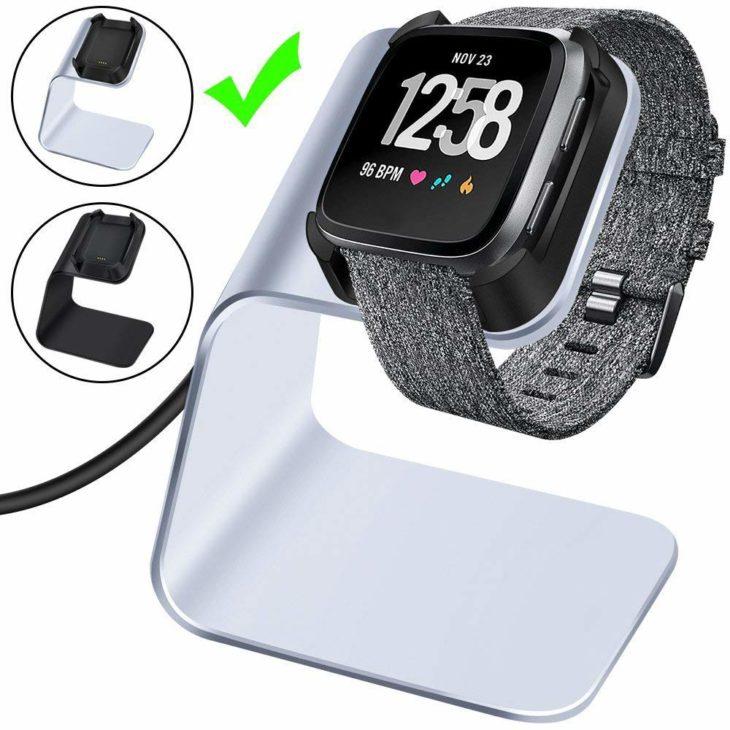Fitbit Versa/Versa Lite 充電スタンド