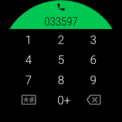 SKAGEN 通話 電話
