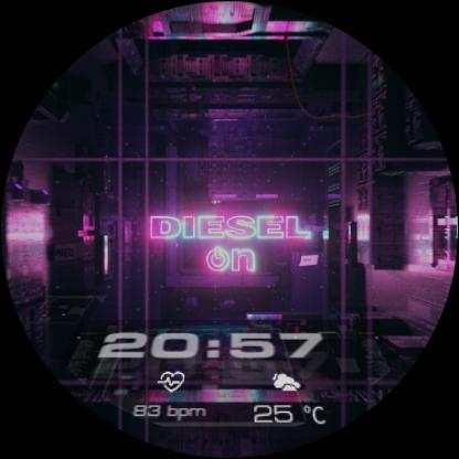 Diesel On