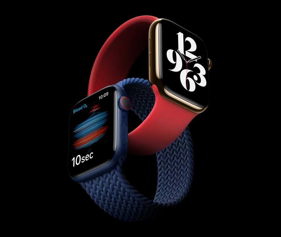 Apple Watch Series6の色選びで迷った方へ!シルバー、スペースグレイ、ゴールド、ブルー、レッド各色の魅力と注意点を紹介