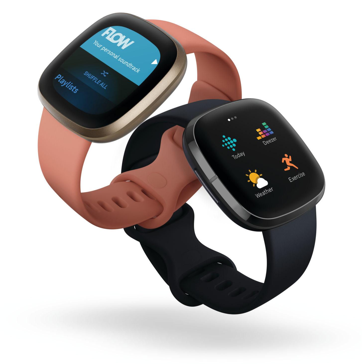 Fitbitの新作スマートウォッチ『Fitbit Sense』『Fitbit Versa 3』『Fitbit Inspire 2』が10月2日から発売開始。販売店の情報も紹介